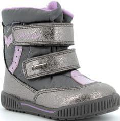Primigi dekliška zimska obutev 6361911, 24, sivi