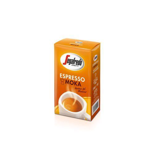 Segafredo Zanetti Moka espresso 250 g mletá