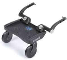 Lascal Buggy board MINI 3D viseča podloga za otroški voziček, modra