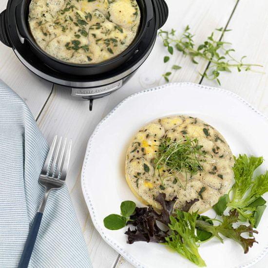 Cuisinart CEC10E kuhalnik za jajca, 600 W