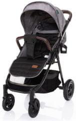 ZOPA športni otroški voziček Cyrrus Air Frost Grey