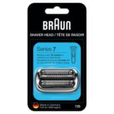 Braun Combipack 73S glava brivnika - Odprta embalaža