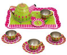 Bino zestaw do herbaty dla dzieci