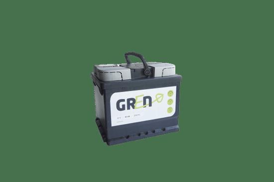 GREN Autobaterie LS-045 45Ah 390A 12V
