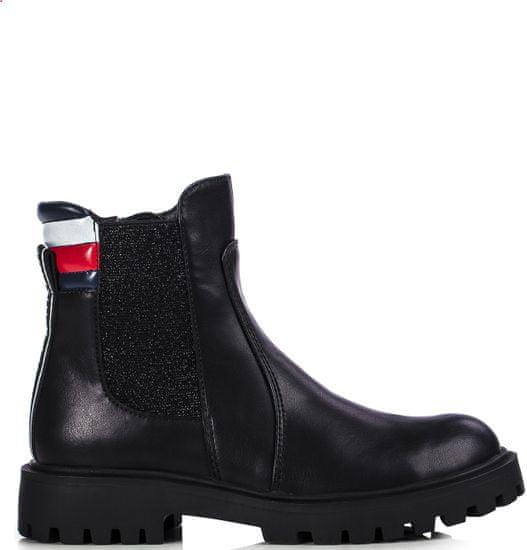 Tommy Hilfiger dziewczęce buty za kostkę T3A5-30853-0621999