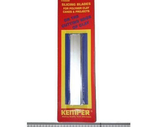 Kemper Tenká ostří - žiletkové nože (2ks),