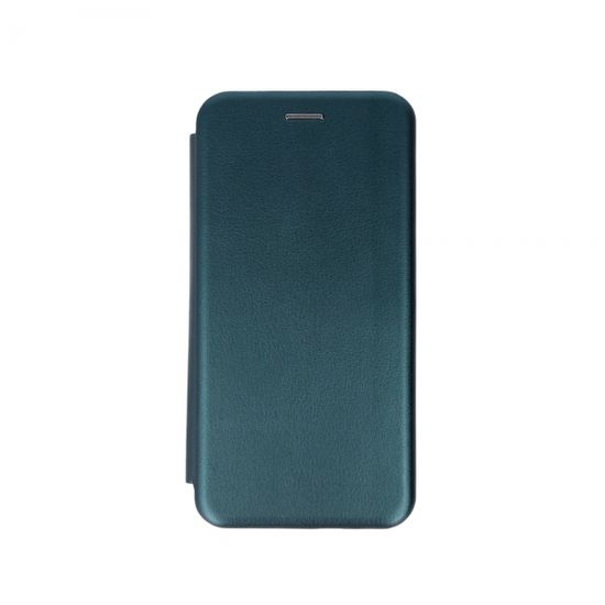 Havana Premium Soft torbica za Samsung Galaxy A41 A415, preklopna, zelena