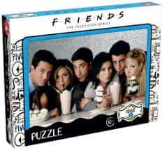 Winning Moves puzzle Friends Milkshake, 1000 elementów