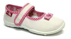 Ren But Lány vászoncipő 33-415_S-0720, 26, fehér