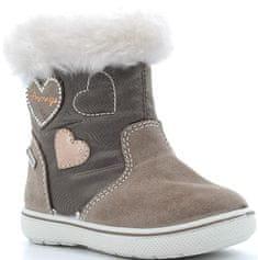 Primigi 6359411 lány téli cipő, 20, barna