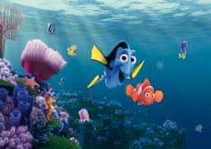 AG design fototapeta Dory in Nemo plavata, 360 x 254 cm, 4 kosi