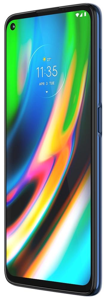 Motorola G9 Plus, 4GB/128GB, Blue - zánovní