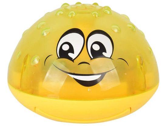 Alum online Gyerek fürdő szökőkút - sárga