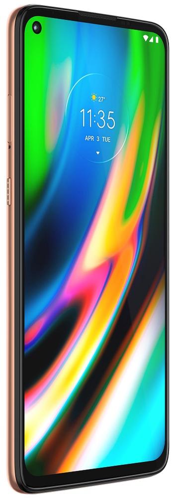 Motorola G9 Plus, 4GB/128GB, Gold - rozbaleno