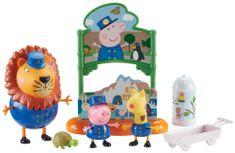 TM Toys Peppa Pig Állatkert készlet