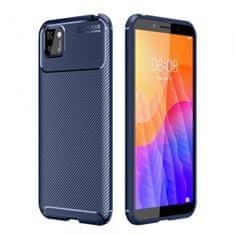 ovitek Fokus za Huawei Y5p, silikonski, moder