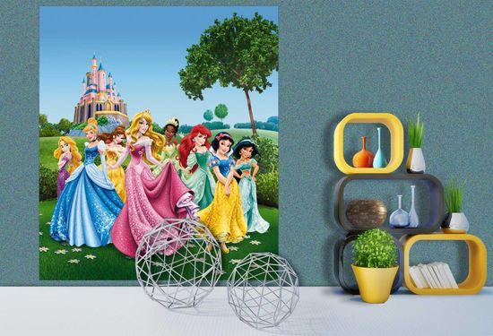AG design Hercegnők a réten Falikép 180 x 202 cm 2db