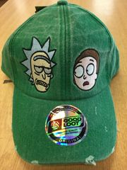 Kšiltovka Rick and Morty - Baseball Hat