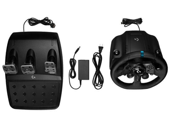 Logitech G923 volan za PS4 in PC