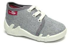 Ren But lány vászoncipő 13-108_P-0627, 19, szürke