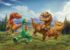 AG design fototapeta Dinozavri, 160 x 110 cm