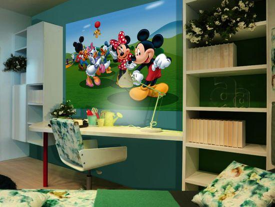 AG design fototapeta Krasna Mini Mouse in Dejzy, 160 x 110 cm