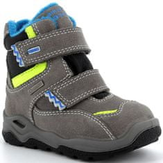 Primigi fantovski zimski čevlji 6362511, 22, sivi