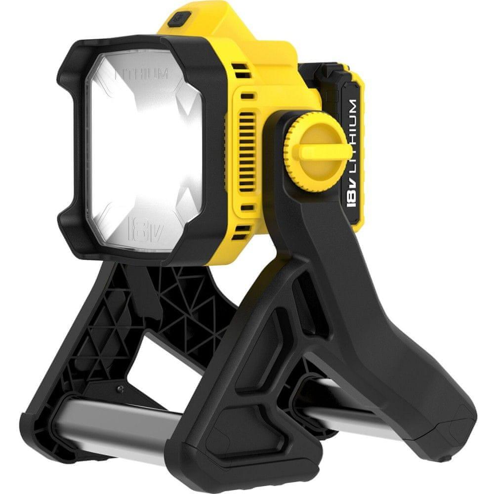 Stanley FMCL001B Aku LED pracovní světlo, 1900 lm