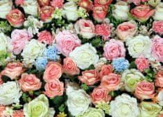 AG design fototapeta Preproga iz vrtnic, 160 x 110 cm