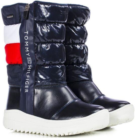 Tommy Hilfiger dekliški zimski čevlji T3A6-30872-1047800