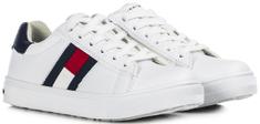 Tommy Hilfiger fiú sportcipő T3B4-30921-0900X336, 35, fehér