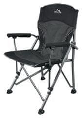 Židle kempingová skládací MERIT XXL 95cm CATTARA