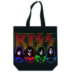Nákupní taška Faces & Logo