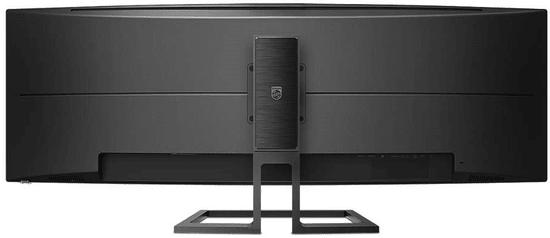 Philips 498P9 monitor, 124 cm (48,8), VA, Dual Quad HD, 70 Hz, ukrivljen
