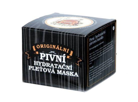 SAELA Originální pivní hydratační pleťová maska 100ml