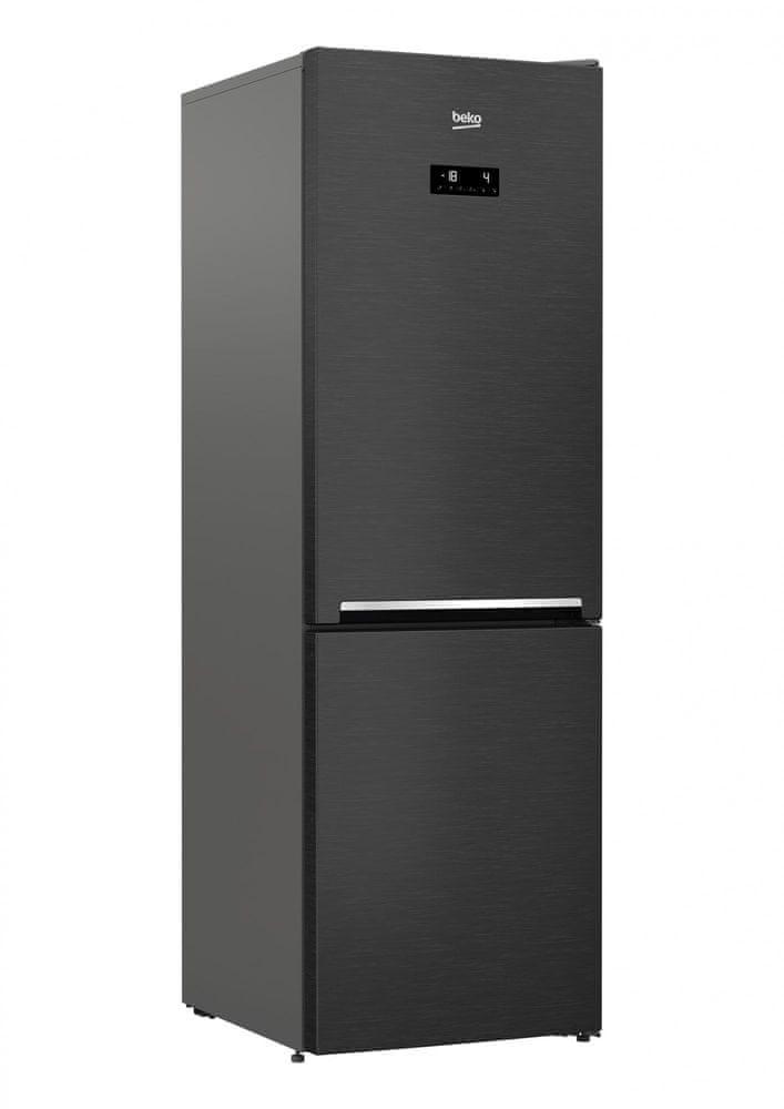 Beko lednice s mrazákem RCNA366E60LZXRN + 10 let záruky na kompresor