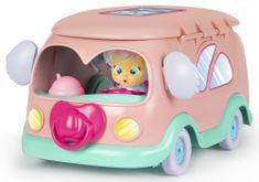 Cry Babies Magic Tears - Koala Lakókocsi szett