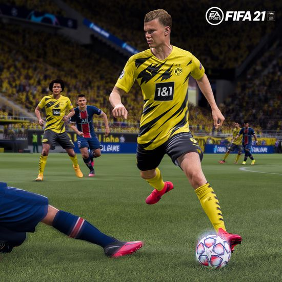 EA Games FIFA 21 igra (Xbox One)