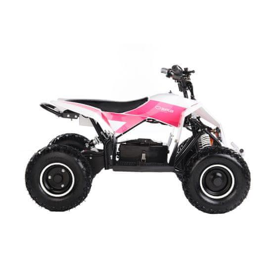 BUFFLER eXW1000Y - růžová barva