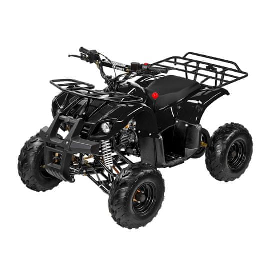 BUFFLER XW110Y - černá barva