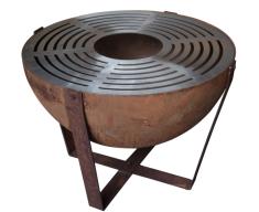 BUSCHBECK Indiana XL roštilj na drveni ugljen