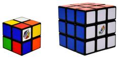 Rubik Rubikova kostka sada Duo (2x2x2 a 3x3x3)