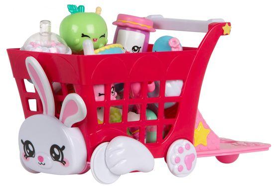 TM Toys Kindi Kids bevásárlókosár kiegészítőkkel