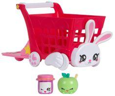 TM Toys Kindy Kids nákupný vozík s doplnkami