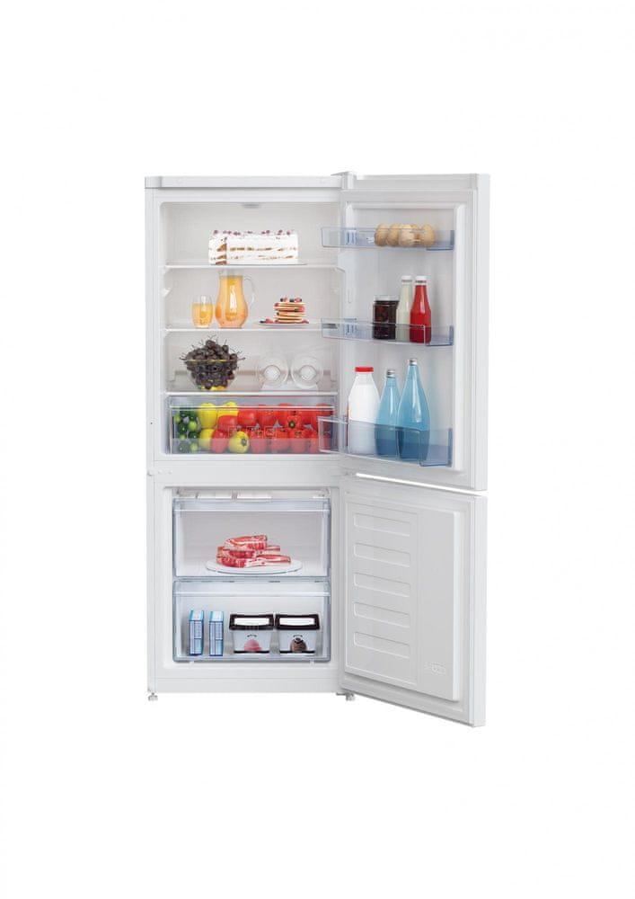 Beko lednice s mrazákem RCSA210K30WN