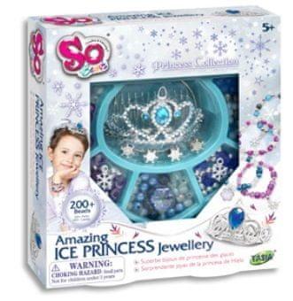 Alltoys Korálky ledová princezna