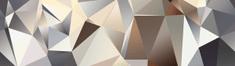 AG design samolepilni rob 3D piramide, 5 m x 14 cm