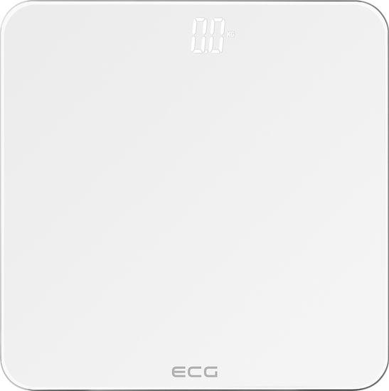ECG waga łazienkowa OV 1821 White