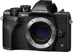 Olympus E-M10 Mark IV Body Black