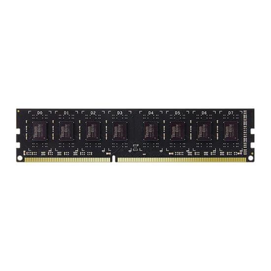 TeamGroup Elite pomnilnik (RAM), DDR3 8 GB, 1600 MHz, 1,35 V (TED3L8G1600C1101)